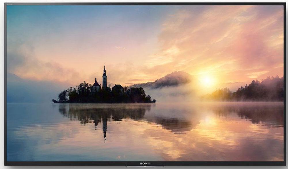 Sony KD-49XE7096BR2, Black телевизор sony licensee