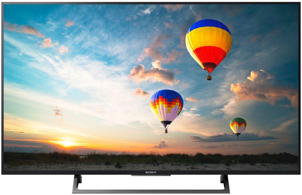 Sony KD-49XE8096BR2, Black телевизорKD49XE8096BR2Телевизор Sony KD-49XE8096BR2 обладает широкоформатным жидкокристаллическим экраном диагональю 55 и 4К разрешением, равным 3840 х 2160 пикселей. Больше цветов - больше реализма. Дисплей TRILUMINOS со специально разработанной системой подсветки выполняет выборочное сопоставление и преобразование цветов изображения в соответствии с более широкой цветовой гаммой. Таким образом удается избежать избыточно насыщенных и неестественных цветов. Богатство и реалистичность оттенков подарят яркость эмоций в каждой сцене.Богатство деталей с 4K X-Reality PRO. Изображение потрясающей четкости, где идеален каждый пиксель. Отдельные области каждого кадра подвергаются тщательному анализу и сопоставляются со специальной базой данных, после чего выполняется улучшение качества отображения текстур, контрастности, цветопередачи и контуров независимо друг от друга. В результате удается добиться невероятной реалистичности деталей, что бы вы ни смотрели.Телевизор с поддержкой расширенного динамического диапазона (HDR) перевернет ваши представления о просмотре телевизионного контента. В сочетании с разрешением 4K Ultra HD поддержка расширенного динамического диапазона (HDR) при просмотре видео обеспечивают невероятное богатство деталей, естественную цветопередачу и контрастность, а диапазон яркости подсветки во много раз будет превосходить возможности телевизоров предшествующих моделей. В результате изображение получается более реалистичным и детализированным с яркими оттенками.Ваш умный телевизор становится еще умнее. Теперь наслаждаться любимыми развлечениями со смартфона или планшета можно на большом экране BRAVIA. Android TV поддерживает передовую систему голосового управления, с помощью которой можно быстро искать фильмы, телепередачи, приложения и другой контент.Ищите развлекательный контент, передавая голосовые команды через пульт дистанционного управления. Этот пульт по настоящему уникальный: он также имеет сенсорную панель и поддержива