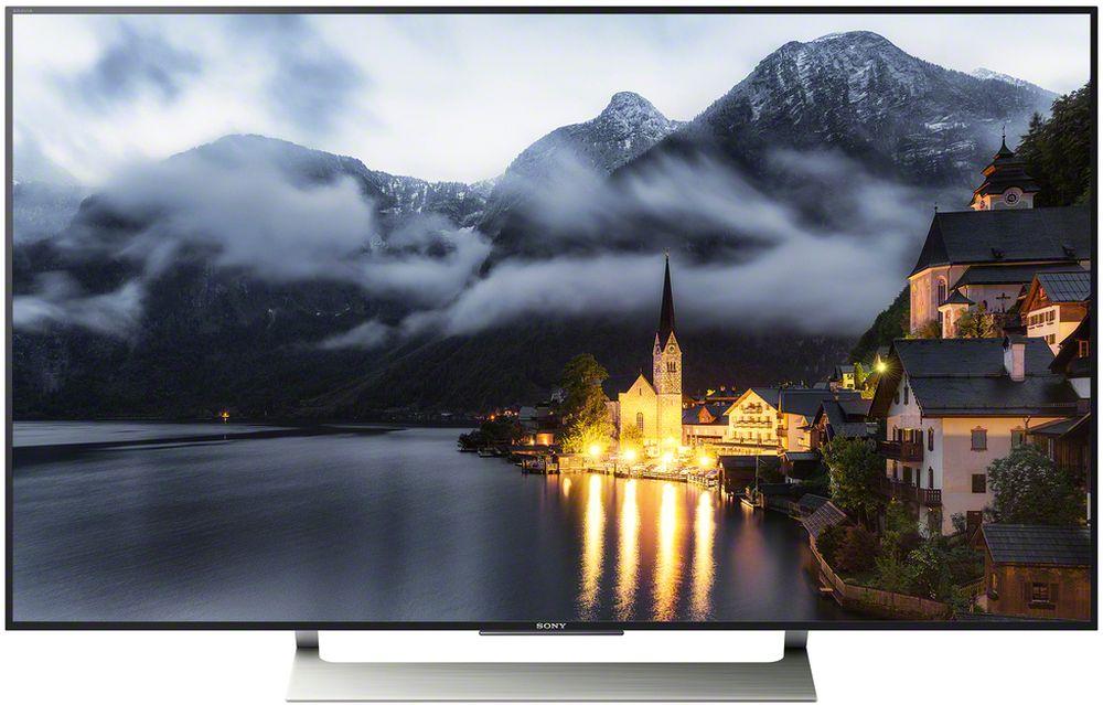 Sony KD-49XE9005BR2, Black телевизорKD49XE9005BR2Sony KD-49XE9005BR2 - сверхтонкий телевизор 4K HDR с процессором 4K HDR Processor X1, технологией X-tended Dynamic Range PRO и дисплеем TRILUMINOS.Уникальный алгоритм подсветки обеспечивает более расширенный диапазон яркости по сравнению с обычными LED-телевизорами и позволяет добиться невероятно яркого белого света и глубокого черного. В сочетании с возможностями расширенного динамического диапазона (HDR) для отображения ярких цветов и деталей ваши впечатления от просмотра будут по-настоящему незабываемыми.Процессор 4K HDR Processor X1 в сочетании с технологиями Object-based HDR remaster и Super Bit Mapping передает цвета более естественно в ярких сценах, делая изображение реалистичнее. Благодаря обилию деталей и богатым текстурам кажется, что изображение на экране оживает.Телевизоры с поддержкой расширенного динамического диапазона (HDR) перевернут ваши представления о просмотре любимого контента. В сочетании с разрешением 4K Ultra HD поддержка расширенного динамического диапазона (HDR) при просмотре видео обеспечивает невероятное богатство деталей, естественную цветопередачу и контрастность, а диапазон яркости подсветки во много раз превосходит возможности телевизоров предшествующих моделей. В результате изображение получается более реалистичным с ослепительно ярким белым и глубоким черным цветом.Больше цветов - больше реализма. Дисплей TRILUMINOS со специально разработанной системой подсветки выполняет выборочное сопоставление и преобразование цветов изображения в соответствии с более широкой цветовой гаммой. Таким образом удается избежать избыточно насыщенных и неестественных цветов. Богатство и реалистичность оттенков подарят яркость эмоций в каждой сцене.Представляем изображение потрясающей четкости, где идеален каждый пиксель. Отдельные области каждого кадра подвергаются тщательному анализу и сопоставляются со специальной базой данных, после чего выполняется улучшение качества отображения текстур, контрастност