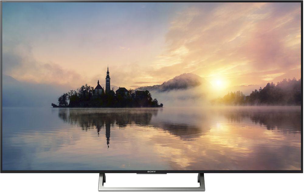 Sony KD-55XE7096BR2, Black телевизор sony licensee