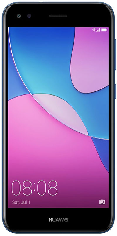 Huawei Nova Lite, Blue51091XKAДизайн, красота, производительность - Huawei Nova Lite совершенен во всем. Huawei Nova Lite с 5-дюймовым HD-экраном и 2.5D стеклом, в металлическом корпусе с пескоструйной обработкой граней станет великолепнымдополнением вашего стиля.Надежность, скорость, функциональность, мгновенное выполнение операций одним касанием!Усовершенствованная система идентификации по отпечаткам пальцев Huawei Nova Lite позволяет разблокироватьсмартфон за 0,5 секунды. Сканер отпечатков пальцев можно использовать не только для разблокировкисмартфона, но и для доступа ко множеству функций: управление будильниками, ответ на вызовы, а такжеоткрытие и закрытие панели уведомлений.С основной 13 МП камерой и фронтальной 5 МП камерой Huawei Nova Lite ваши фотографии выглядят яркими и по-настоящему живыми. Умная LCD вспышка позволяет делать великолепные снимки даже в условиях низкойосвещенности.С Huawei Nova Lite вы всегда будете в курсе событий! Высокоемкая батарея 3020 мАч обеспечивает невероятнодолгое время работы смартфона без подзарядки. 100% заряд аккумуляторной батареи - до 2 дней непрерывногопрослушивания музыки, до 15 часов просмотра фильмов в формате HD или до 12 часов нахождения в интернетепри 4G подкючении.Интерфейс EMUI 5.1 на платформе Android 7.0 изучает ваши мобильные привычки и отвечает вашимпотребностям. Функция отправки файлов позволяет передавать данные проще и быстрее, чем по Bluetooth.Используя функцию длинного скриншота, вы сможете фиксировать объемные текстовые сообщения, не разбиваяих при этом на несколько частей. Режим защиты зрения регулирует яркость экрана, снижая вредное УФ-излучение и предотвращая усталость глаз.Телефон сертифицирован EAC и имеет русифицированный интерфейс меню и Руководство пользователя.