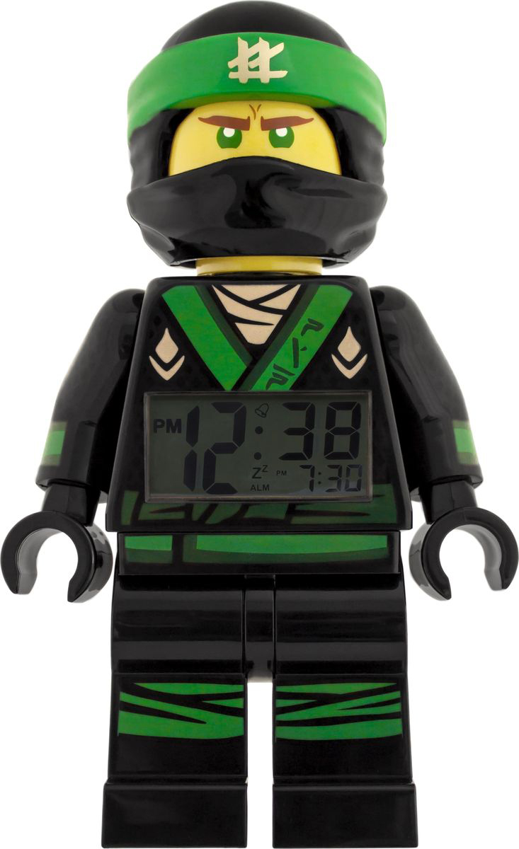 LEGO NINJAGO Будильник детский Lloyd (2017)