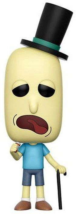 Funko POP! Vinyl Фигурка Rick & Morty Mr. Poopy Butthole 12442 фигурка funko pop animation rick