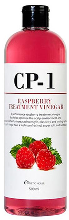 Esthetic House Кондиционер на основе малинового уксуса CP-1 Rasberry Treatment Vinegar, 500 мл010179Увлажняющий кондиционер, наполненный антиоксидантным малиновым уксусом, который мягко распутывает волосы и усиливает их блеск. Волосы становятся более гладкими, имеют элегантный легкий аромат. Не содержит сульфатов.
