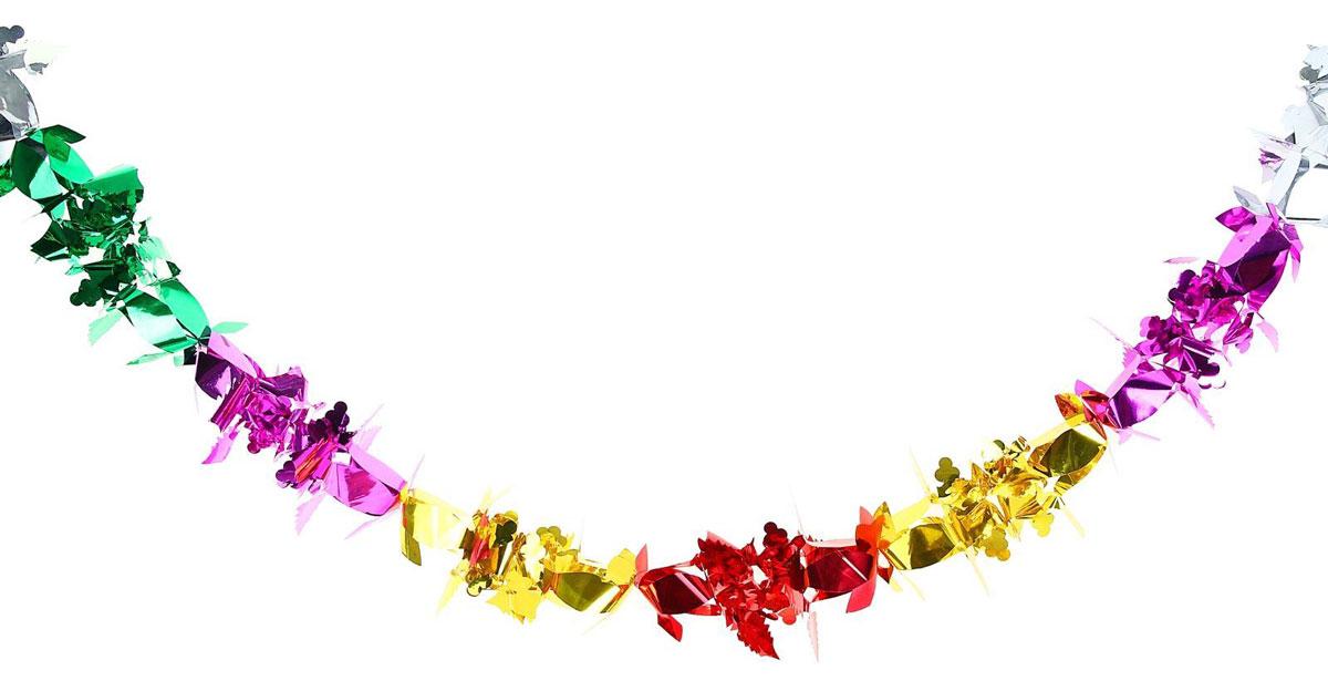 Растяжка Лесные елочки, длина 2,3 м702491Невозможно представить нашу жизнь без праздников! Мы всегда ждем их и предвкушаем, обдумываем, как проведем памятный день, тщательно выбираем подарки и аксессуары, ведь именно они создают и поддерживают торжественный настрой. Новогодние аксессуары — это отличный выбор, который привнесет атмосферу праздника в ваш дом!