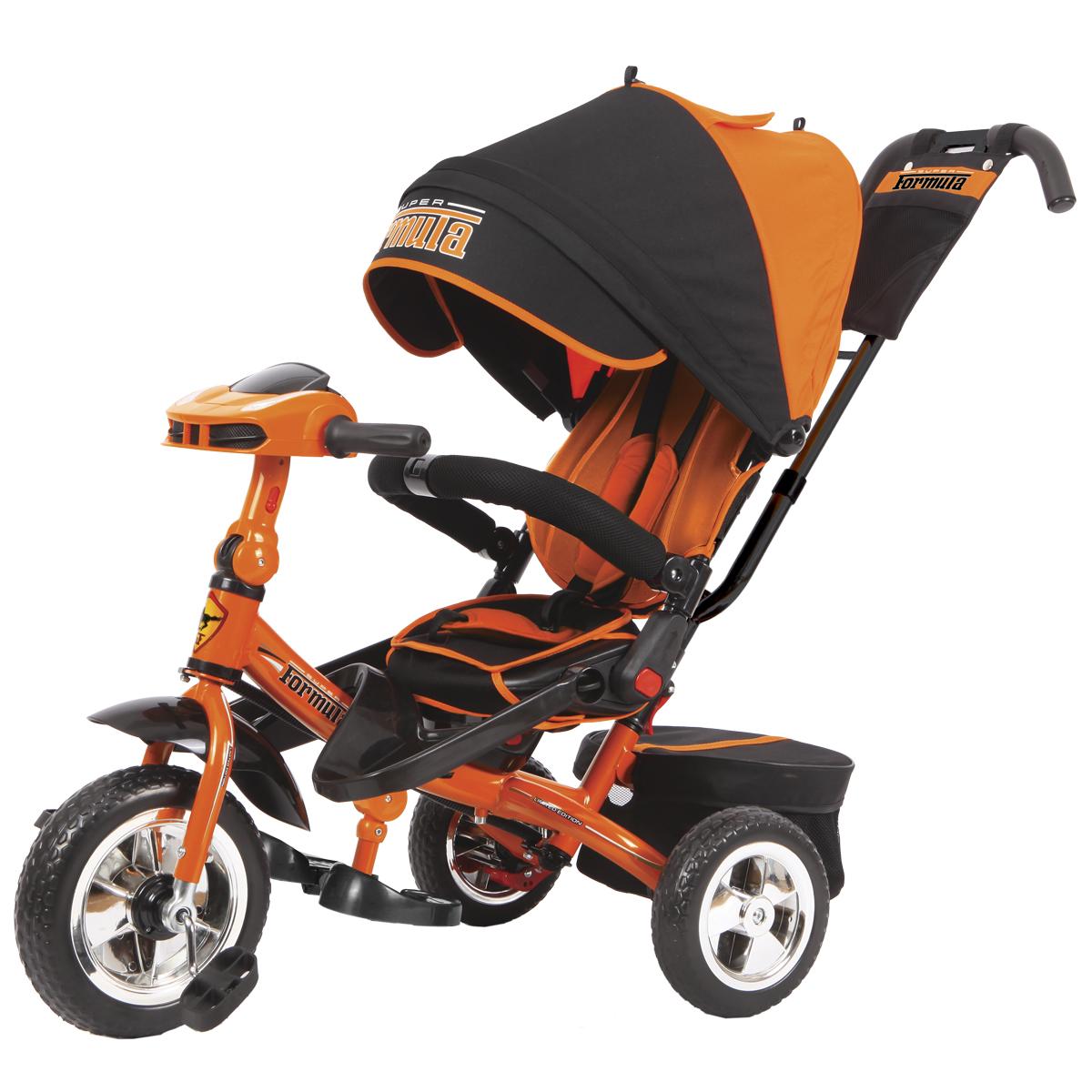 Super Formula Велосипед трехколесный цвет оранжевый SF3O