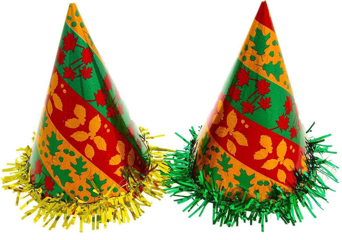 Колпак карнавальный Страна Карнавалия Клякса, 6 шт511348Невозможно представить нашу жизнь без праздников! Мы всегда ждем их и предвкушаем, обдумываем, как проведем памятный день, тщательно выбираем подарки и аксессуары, ведь именно они создают и поддерживают торжественный настрой. Это отличный выбор, который привнесет атмосферу праздника в ваш дом!
