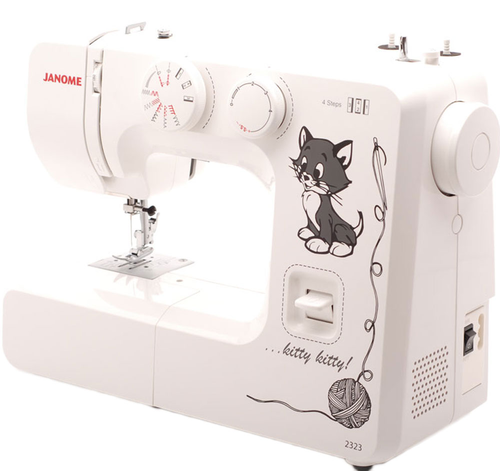 Janome 2323 швейная машина