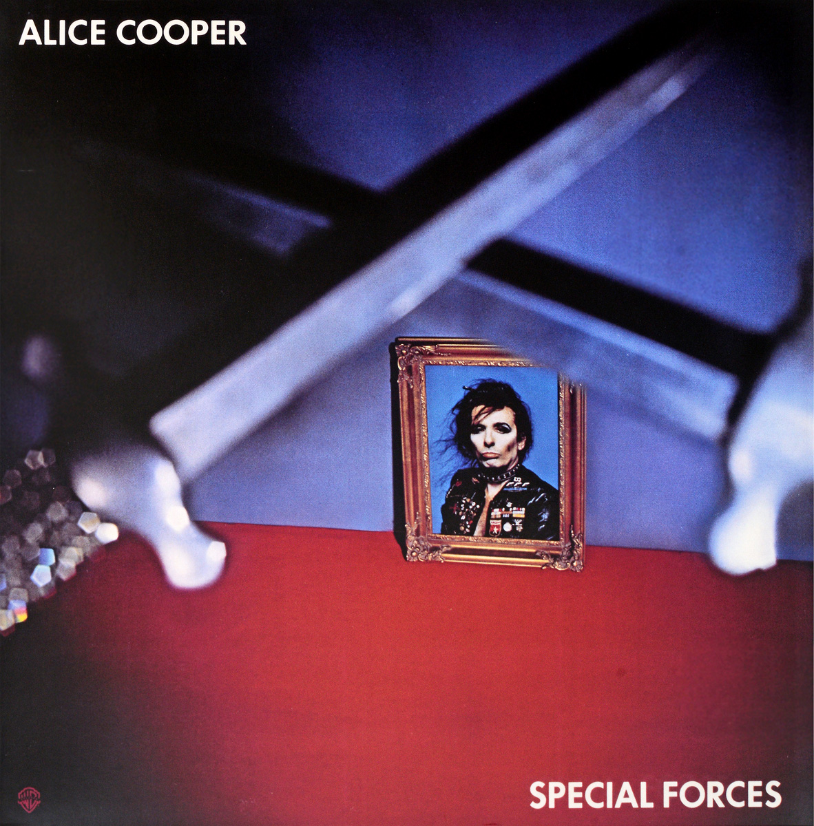 Элис Купер Alice Cooper. Special Forces элис купер alice cooper special forces