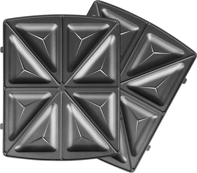 Redmond RAMB-101, Black панель для мультипекаряRAMB-101Универсальные съемные панели RAMB-101 для мультипекаря Redmond серии Pro! Позволят приготовить горячие бутерброды с вашим любимым хлебом и самыми разнообразными начинками. На панелях для сэндвичей также удачно получаются слойки из готового теста с сытными или сладкими начинками, оладьи и драники, треугольное печенье.Швейцарское керамическое антипригарное покрытие ILAG Ceralon позволяет готовить на панелях без масла или добавляя его совсем немного. Ваши блюда отлично пропекутся и поджарятся, и при этом получатся более диетическими!Панели изготовлены из металла – они долговечны и легки в уходе. Остывшие панели после использования достаточно вымыть под проточной водой с использованием обычных неабразивных моющих средств.