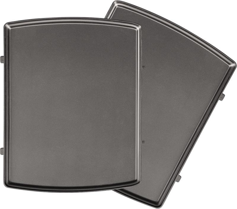 Redmond RAMB-116, Black панель для мультипекаряRAMB-116Универсальные съемные панели RAMB-116 для мультипекаря Redmond серии Pro! Панели предназначены для удобного приготовления классической открытой пиццы и пиццы кальцоне, а также – разнообразных пирогов и запеканок.Раскройте Мультипекарь серии 7 на 180° и жарьте на этих панелях глазунью с овощами или гренками на завтрак. Также панели в раскрытом Мультипекаре можно использовать для приготовления корейского барбекю.Швейцарское керамическое антипригарное покрытие ILAG Ceralon позволяет готовить на панелях без масла или добавляя его совсем немного. Ваши блюда отлично пропекутся и поджарятся, и при этом получатся более диетическими!Панели изготовлены из металла – они долговечны и легки в уходе. Остывшие панели после использования достаточно вымыть под проточной водой с использованием обычных неабразивных моющих средств.
