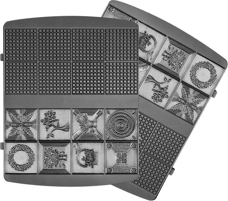 Redmond RAMB-171, Black панель для мультипекаряRAMB-171Универсальные сменные панели RAMB-171 для любого мультипекаря Redmond серии Pro! Панели предназначены для выпечки хрустящих крекеров, печенья или тонких вафель с изящными печатными рисунками. Заготовки, сделанные на панелях RAMB-171, подойдут для приготовления печенья с начинкой из джема, суфле, тонкой пастилы и других сладостей.Швейцарское керамическое антипригарное покрытие ILAG Ceralon позволяет готовить на панелях без масла или добавляя его совсем немного. Ваши блюда отлично пропекутся и поджарятся, и при этом получатся более диетическими!Панели изготовлены из металла – они долговечны и легки в уходе. Остывшие панели после использования достаточно вымыть под проточной водой с использованием обычных неабразивных моющих средств.