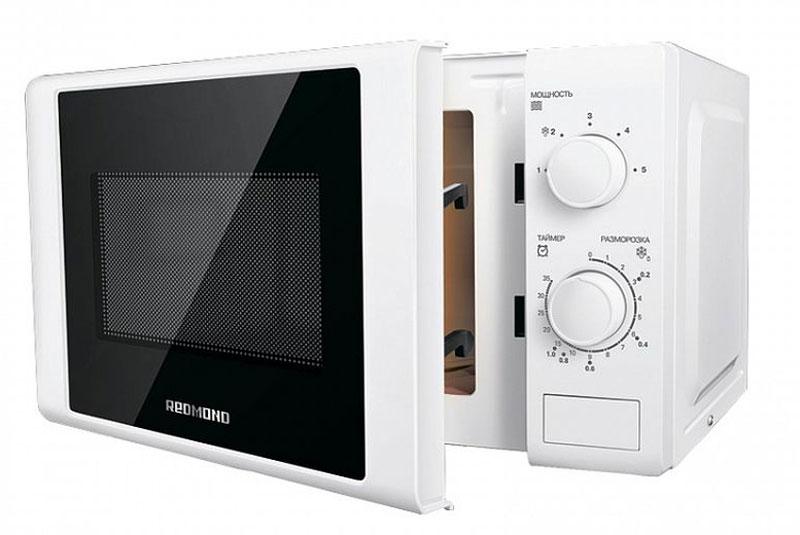 Redmond RM-2003, White СВЧ-печь