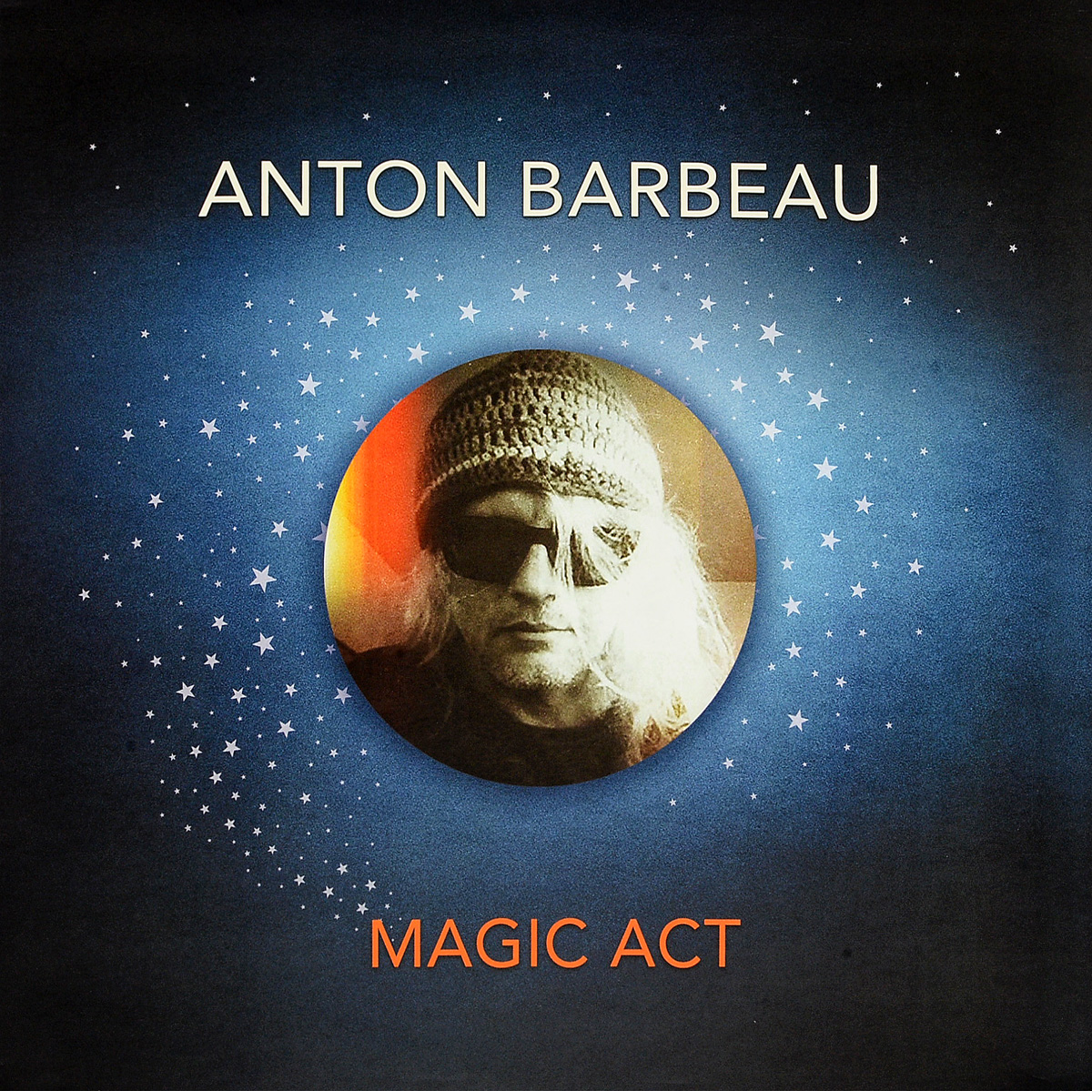 Anton Barbeau Anton Barbeau. Magic Act (LP) lcl