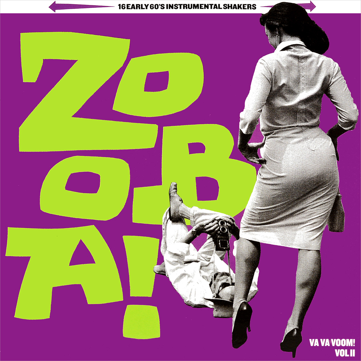 Zoo-Ba!! Va Va Voom! Vol.2 (LP)
