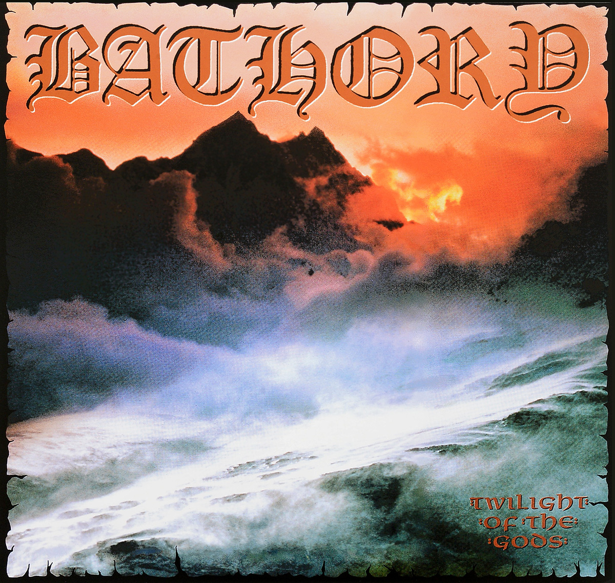 Zakazat.ru Bathory. Twilight Of The Gods (2LP)