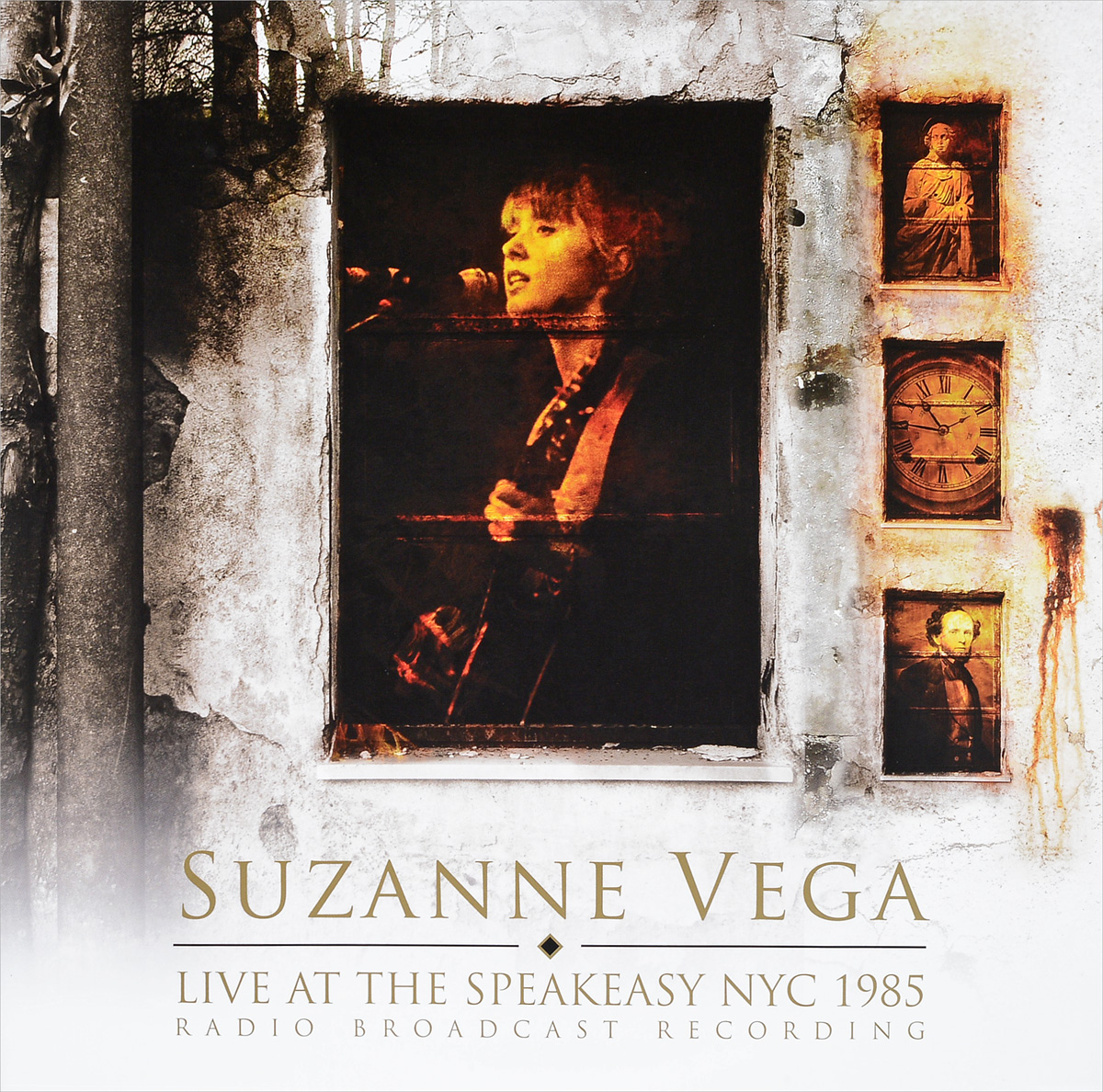 Сьюзанн Вега Suzanne Vega. Live At The Speakeasy (2 LP) cd hugh laurie let them talk