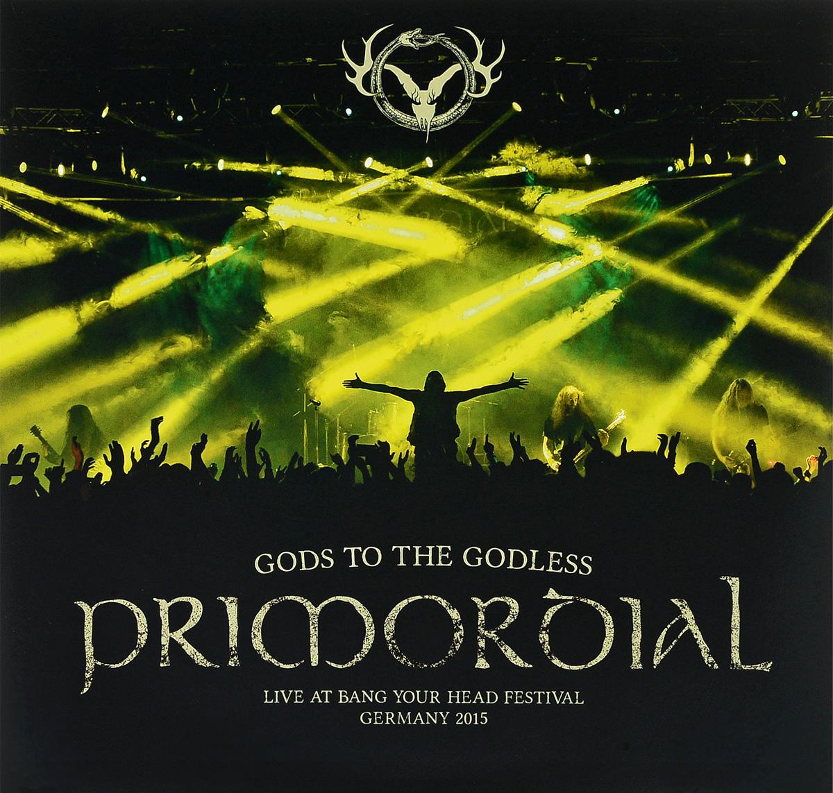 Primordial Primordial. Gods To The Godless (2 LP) primordial landscapes iceland revealed