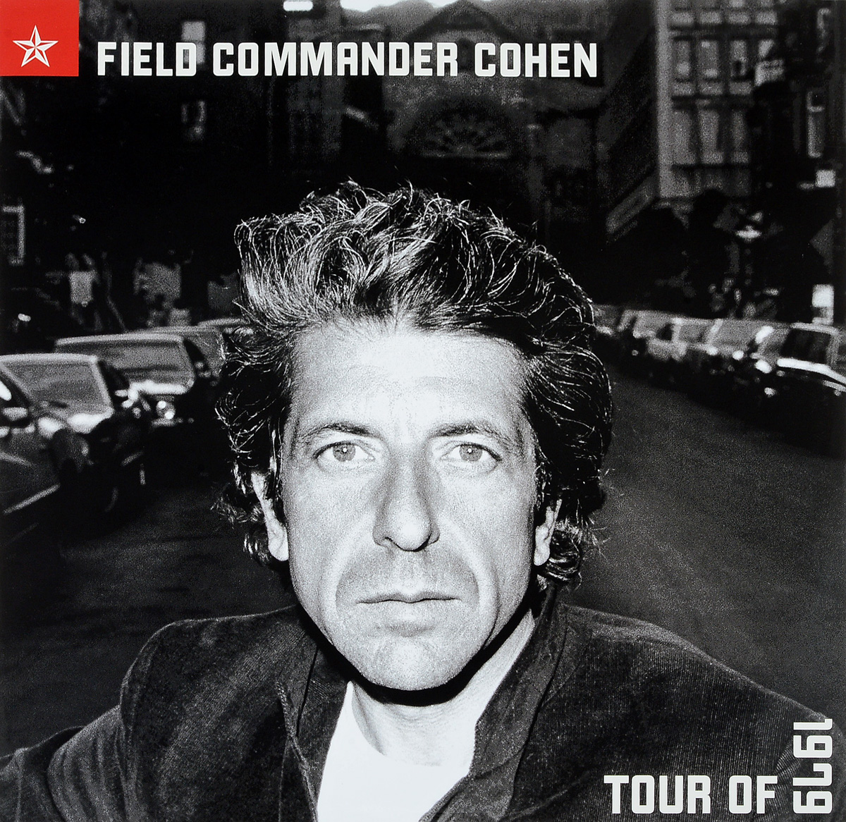 Леонард Коэн Leonard Cohen. Field Commander Cohen. Tour Of 1979 (2 LP) tony cohen свитер