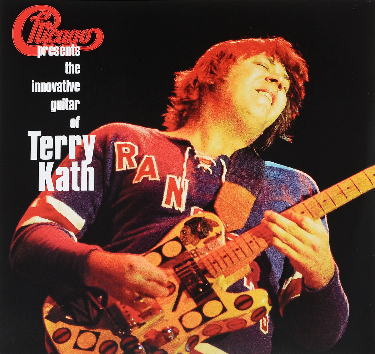 Terry Kath Terry Kath. Chicago Presents. The Innovative Guitar Of Terry Kath (2 LP) china s oem firehawk guitar electric guitar lp one piece wood the neck before gold after a variety of color optional