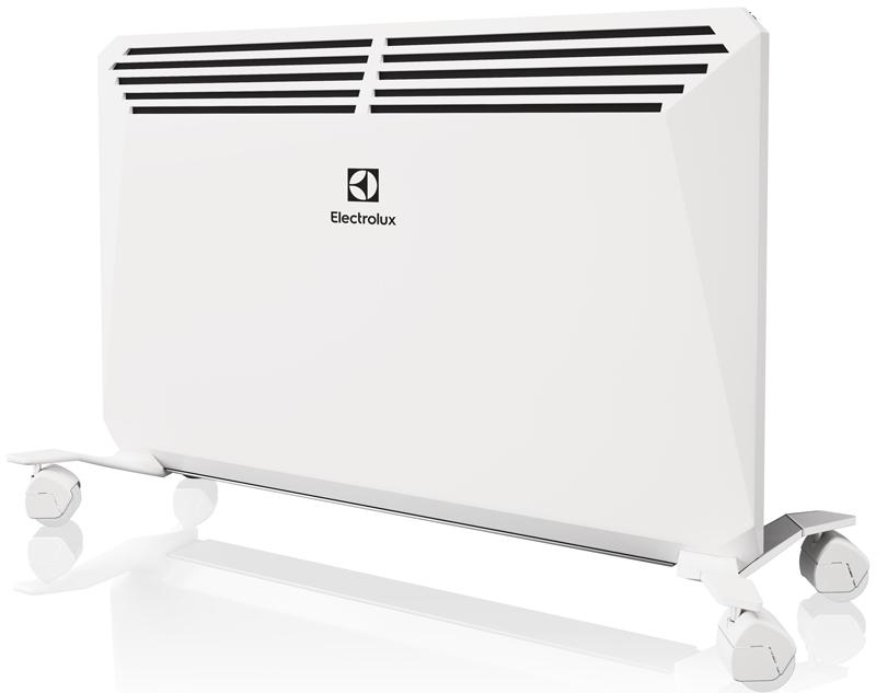 Electrolux ECH/T-2000 E конвектор электрическийECH/T-2000 EЭлектронный блок управленияЭлектронный термостат с точностью 0,1СМонолитный нагревательный элемент SX-DuosРежим полной/половинной мощности обогреваУвеличенная площадь забора воздухаКласс пылевлагозащищённости IP24Функция Родительский контрольФункция Таймер на отключениеШасси и кронштейн в комплекте3 года гарантии