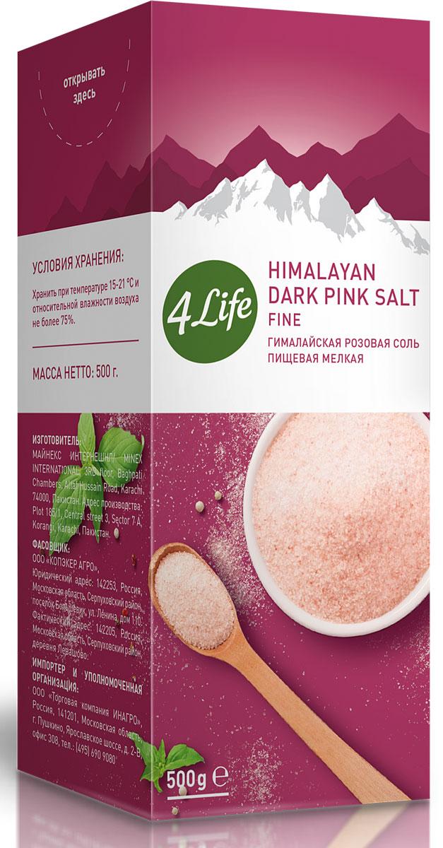 4Life соль гималайская розовая мелкая, 500 гбтв010Натуральная розовая гималайскаясоль - полностью натуральный продукт. Добывается в горных соляных шахтах Гималаев5000 лет назад китайские алхимики назвали гималайскую соль самым драгоценным сокровищем. Они ценили её невероятную силу и мощь. С помощью розовой соли они могли нейтрализовать яды, лечить людей и т.п.Сегодня это изысканная замена обычной пищевой поваренной соли и широко используется в приготовлении любых блюд. Розовая гималайская соль очень популярна среди шеф-поваров за ее привлекательный необычный вид и особенно за свойство тонко подчеркивать вкус блюда, поэтому ее можно встретить в большинстве европейских ресторанов.