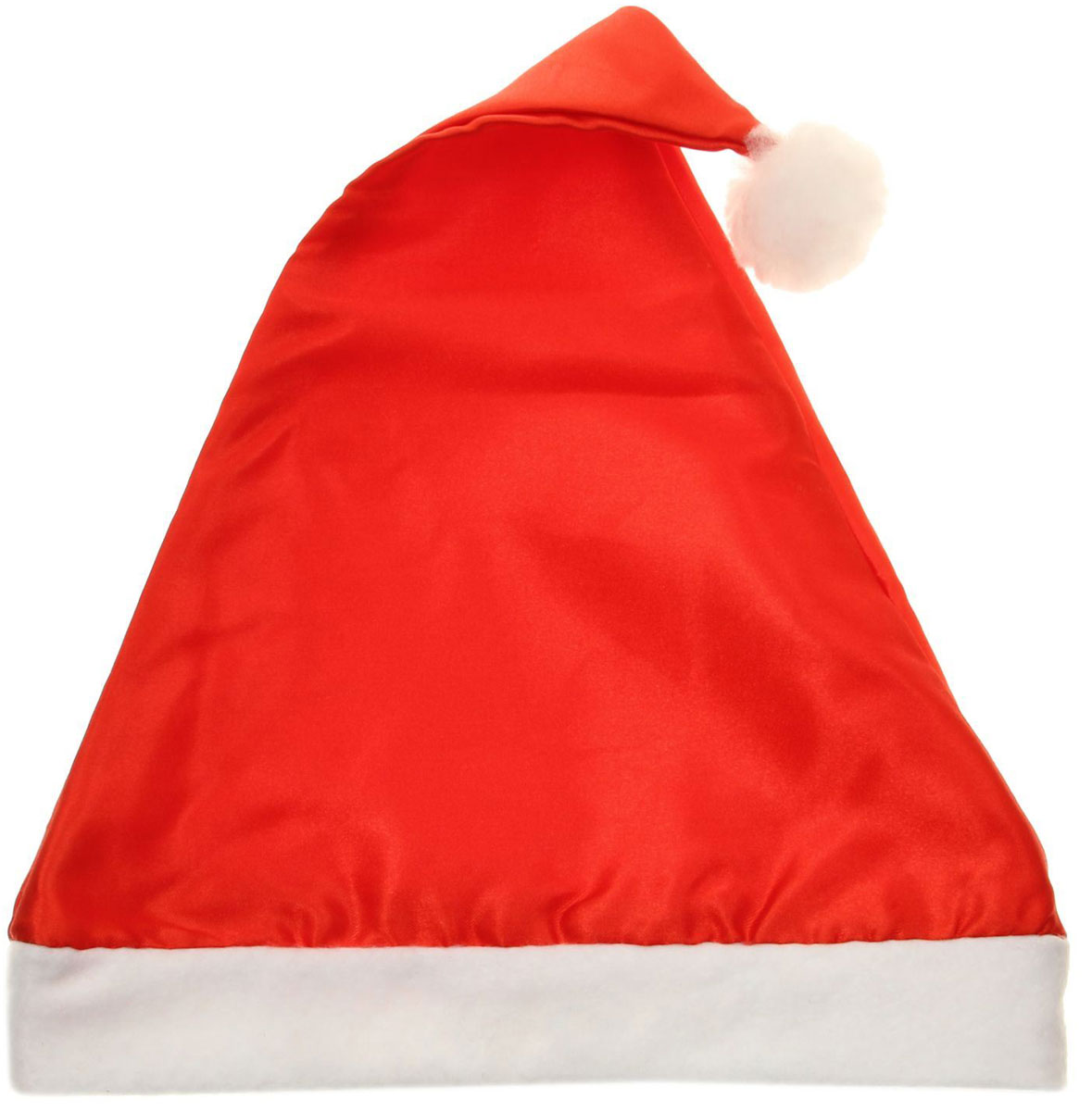Колпак новогодний Точка, с блеском, цвет: красный703832Поддайтесь новогоднему веселью на полную катушку! Забавный колпак в секунду создаст праздничное настроение, будь то поздравление ребятишек или вечеринка с друзьями. Размер изделия универсальный: аксессуар подойдет как для ребенка, так и для взрослого. А мягкий текстиль позволит носить колпак с комфортом на протяжении всей новогодней ночи.