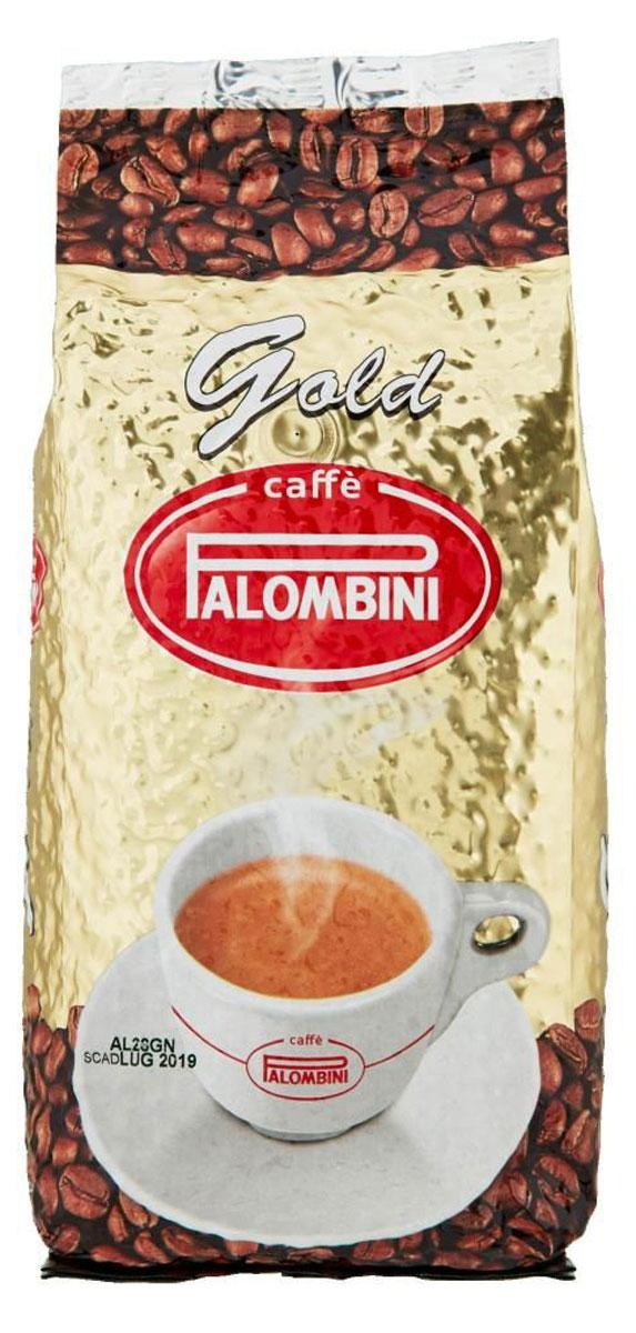 Palombini Gold кофе в зернах, 1 кг цены онлайн