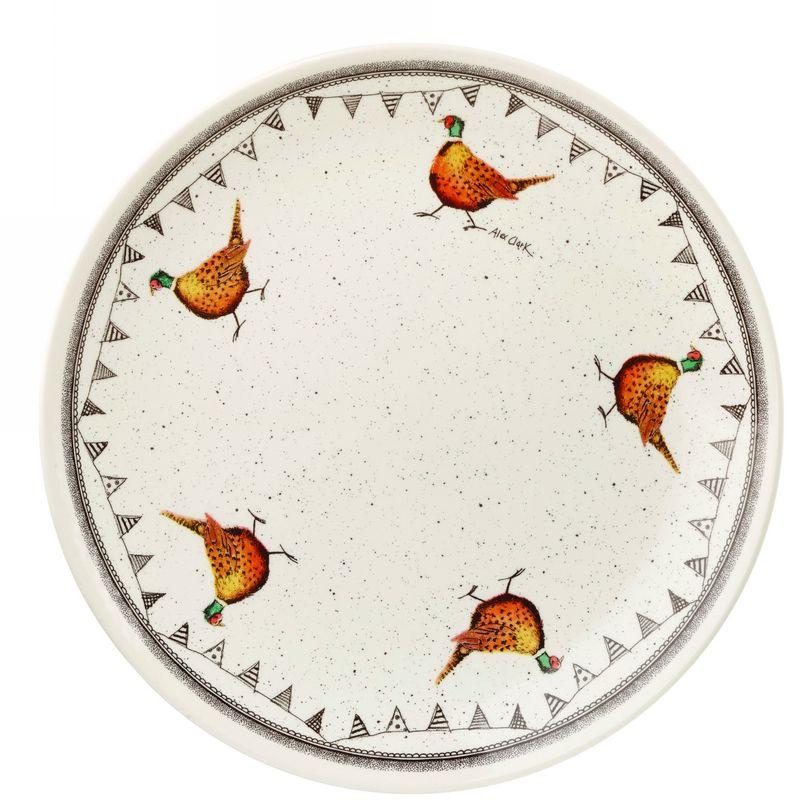 Тарелка Churchill Живая природа, диаметр 26 см блюдо churchill диаметр 28 5 см