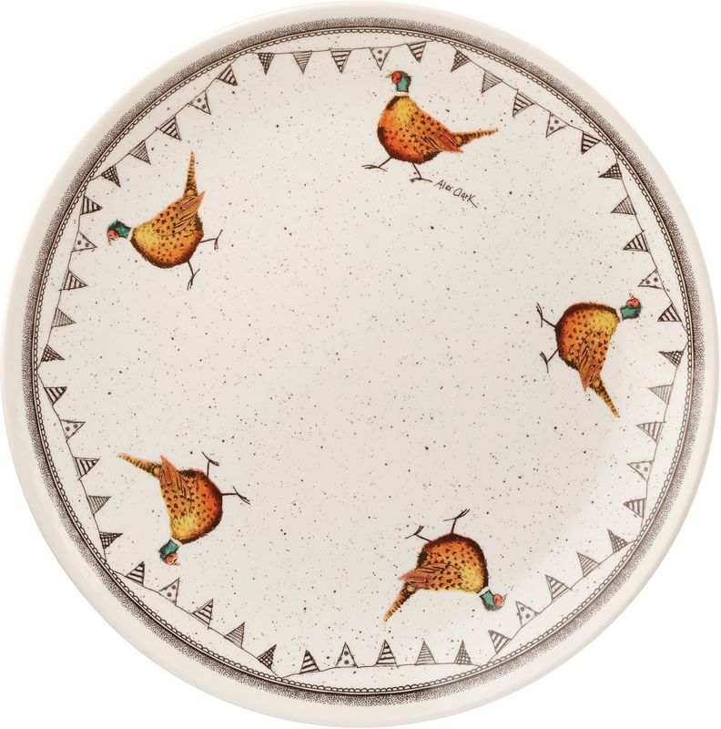 Тарелка десертная Churchill, диаметр 20 см626/1Коллекция Живая природа - уникальное сочетание живой природы и прекрасные воспоминания из детства. Легкий и простой дизайн с пастельными красками идеально подойдет для любой кухни.