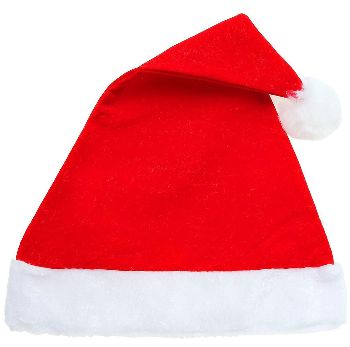 Колпак новогодний, цвет: бордовый, 29 х 40 см1112361Поддайтесь новогоднему веселью на полную катушку! Забавный колпак в секунду создаст праздничное настроение, будь то поздравление ребятишек или вечеринка с друзьями. Размер изделия универсальный: аксессуар подойдет как для ребенка, так и для взрослого. А мягкий текстиль позволит носить колпак с комфортом на протяжении всей новогодней ночи.