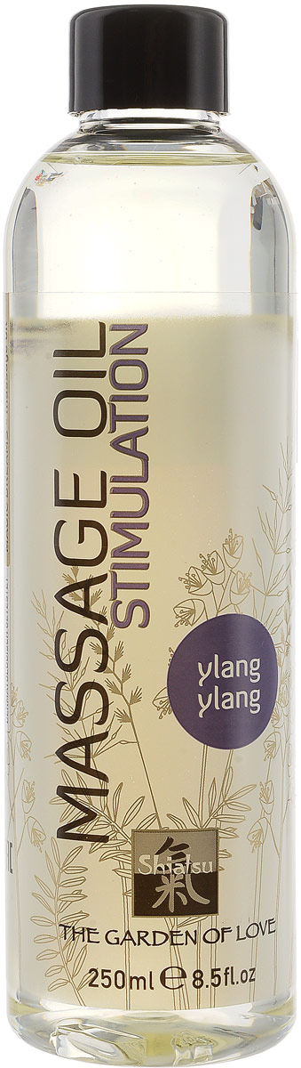 Shiatsu Массажное масло Ylang-Ylang 250 мл