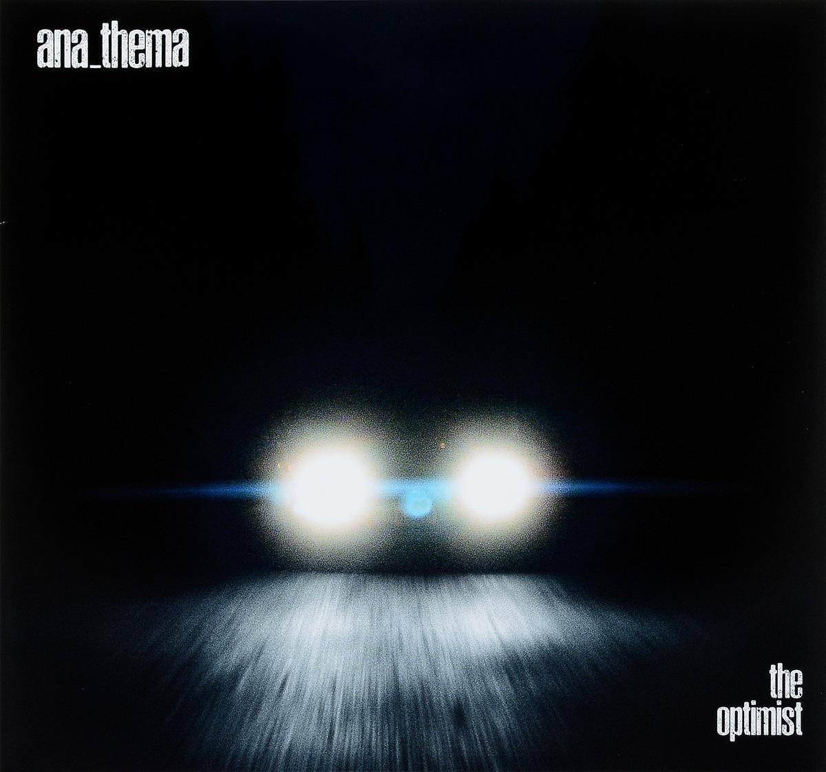 Anathema Anathema. The Optimist (2 LP) anathema anathema a fine day to exit