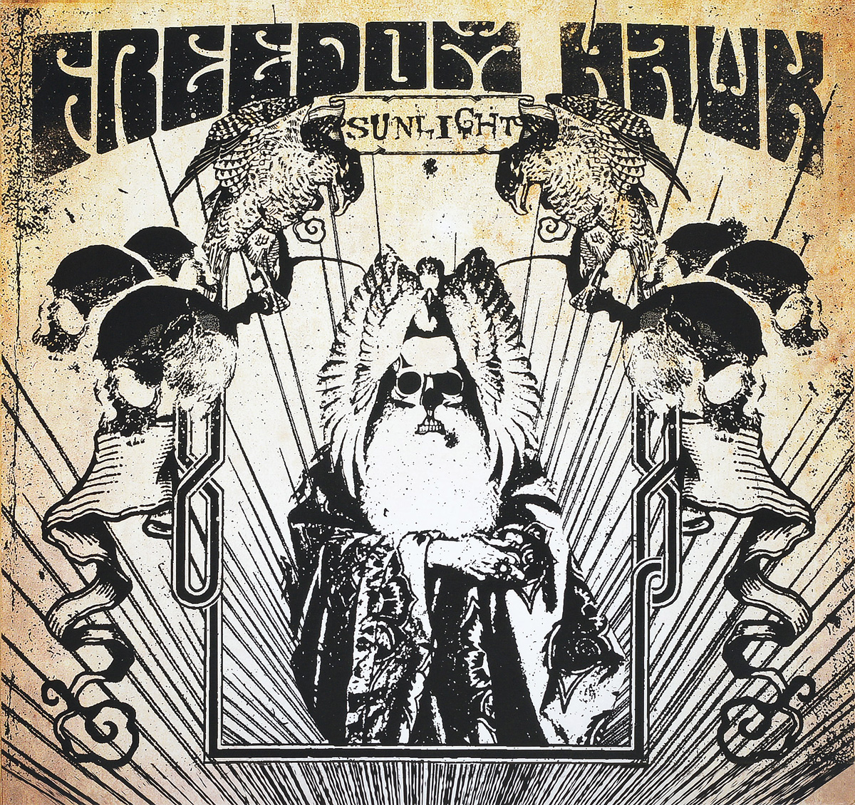 Freedom Hawk Freedom Hawk. Sunlight (LP) цена