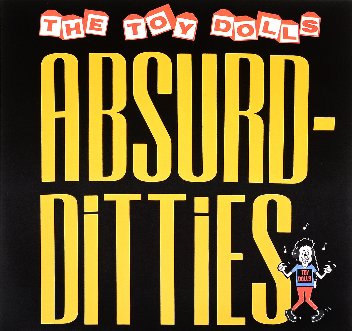 The Toy Dolls The Toy Dolls. Absurd Ditties (LP) cd hugh laurie let them talk