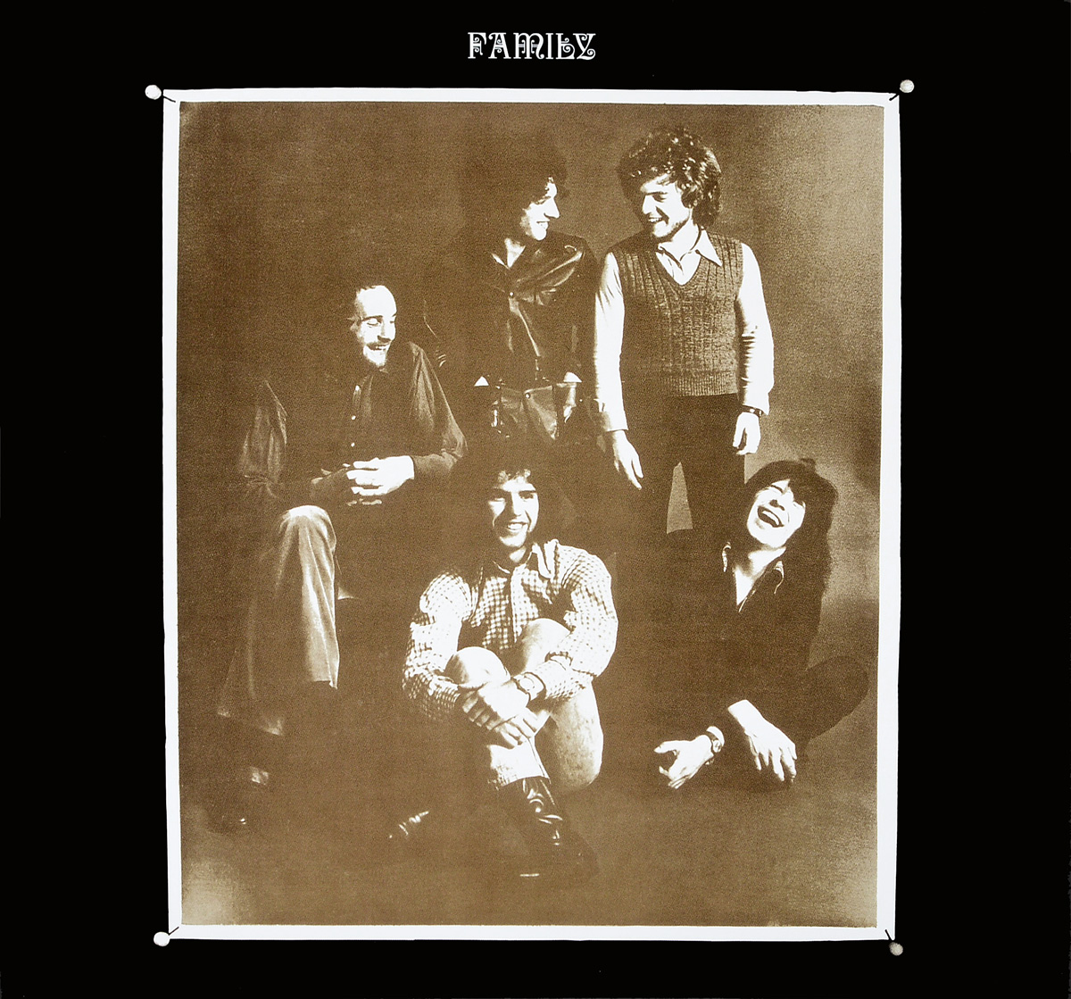 The Family Family. A Song For Me (LP) a song for summer