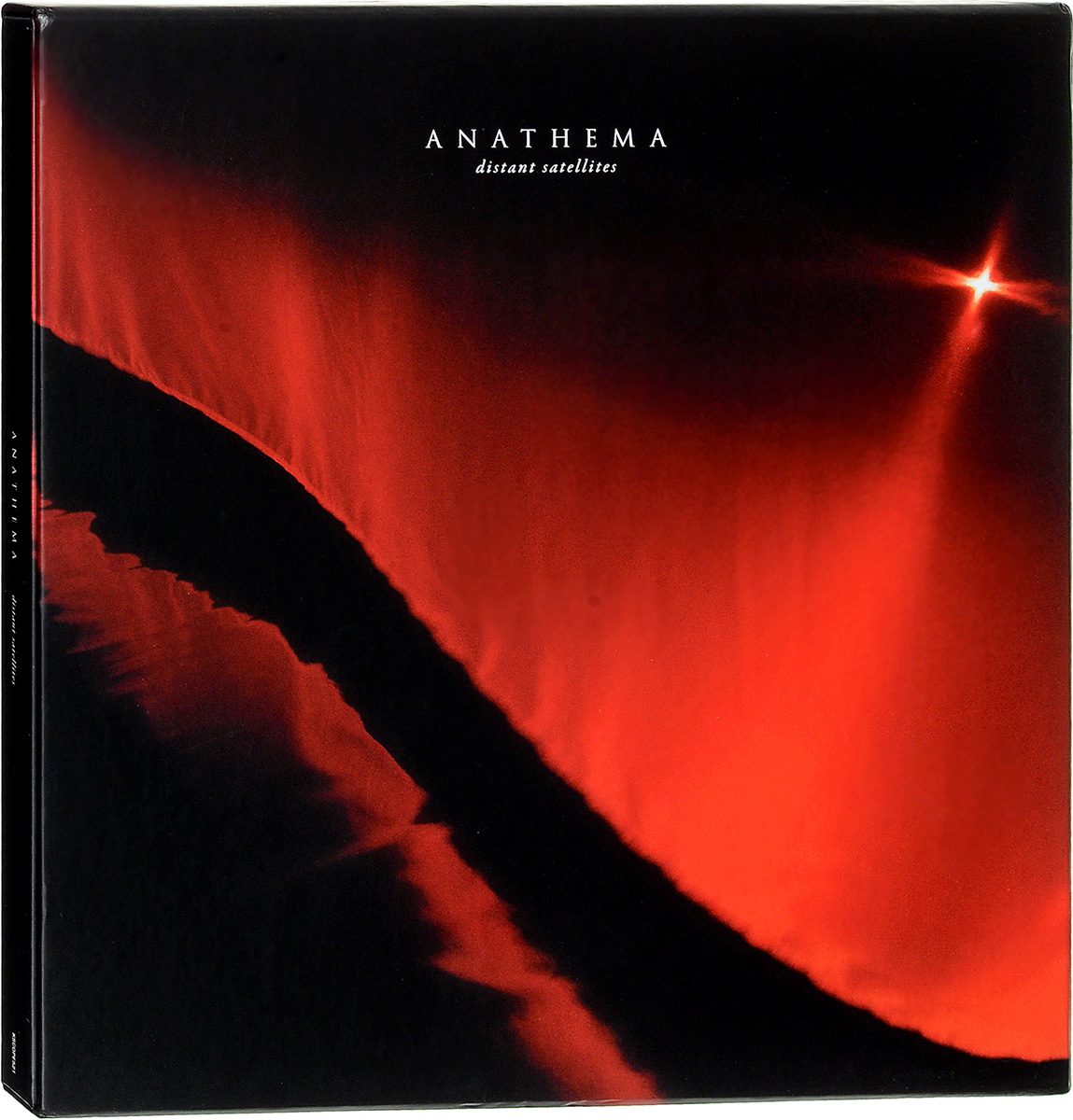 Anathema: Distant Satellites (2 DVD + CD) frost frost falling satellites 2 lp cd