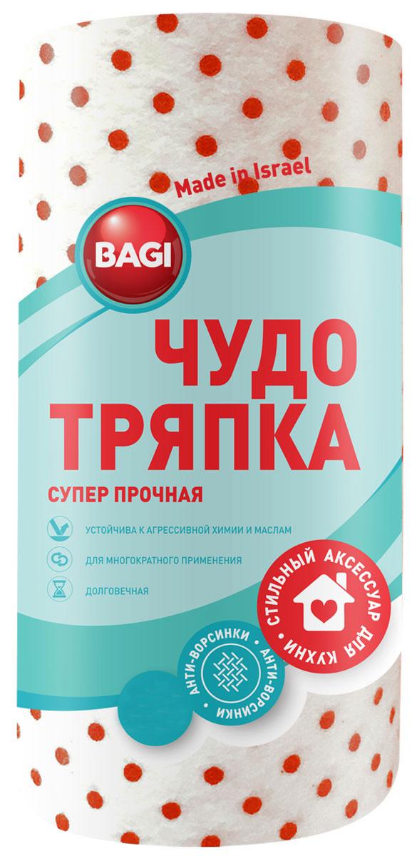 Чудо-тряпка Bagi, супер-прочная, 20 х 20 см