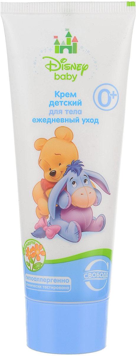 Свобода Disney Baby Крем детский Ежедневный уход для тела 73 г disney baby счастливый малыш книжка игрушка
