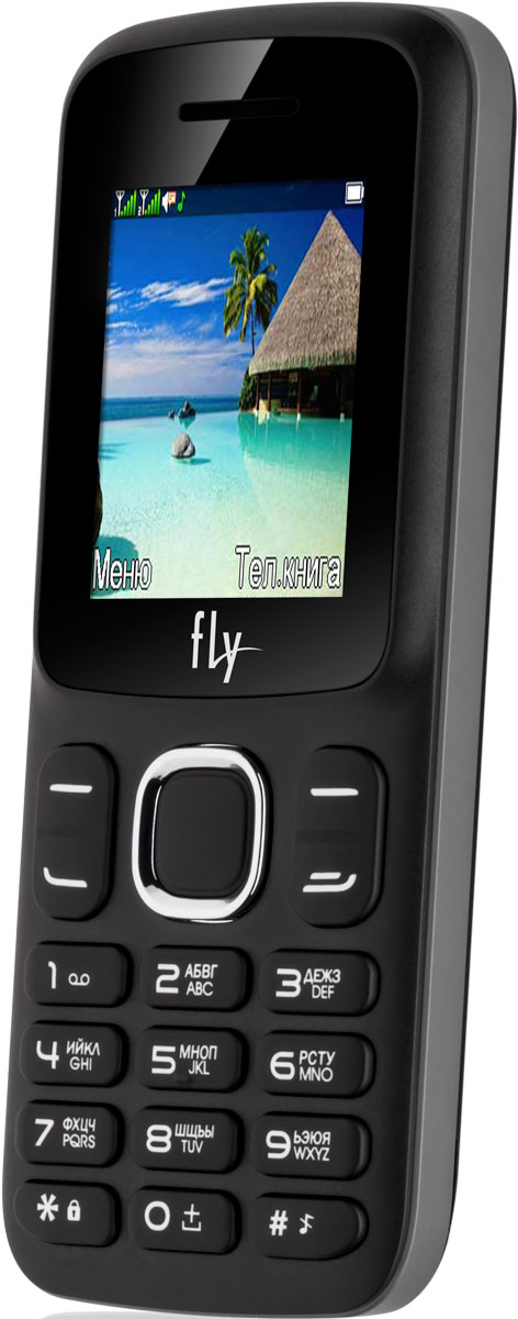 Fly FF180, Black