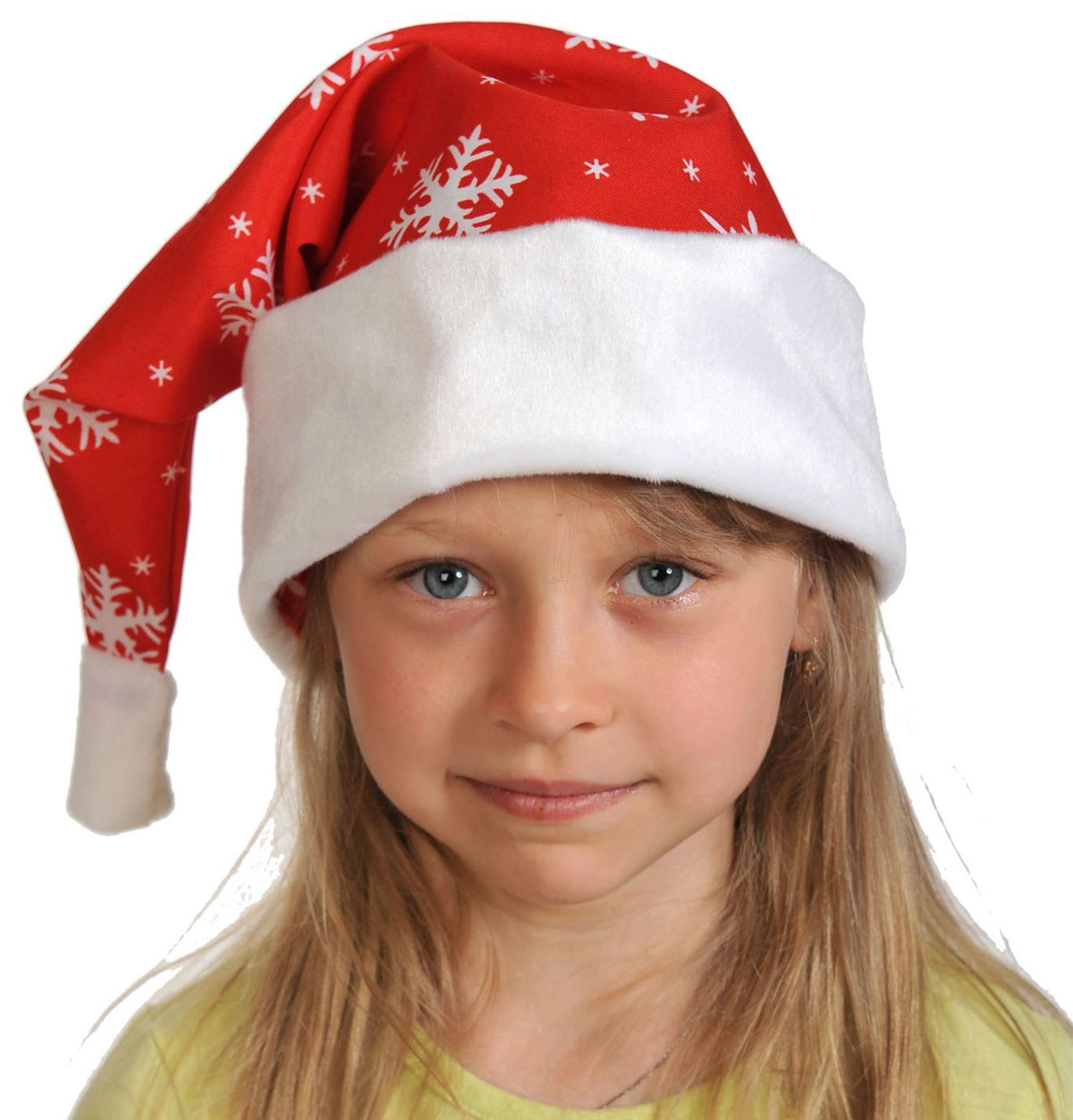 Колпак новогодний, цвет: красный. Размер 53/552512824Колпак - традиционный новогодний головной убор, который дополнит любой праздничный костюм. Будет это корпоративная вечеринка, утренник в школе или отдых в компании друзей - изделие поднимет настроение, где бы вы ни находились.Колпачок подойдет тем, кто собирается отмечать зимний праздник в помещении. В противном случае его следует надеть на теплую шапку, чтобы не простудиться.
