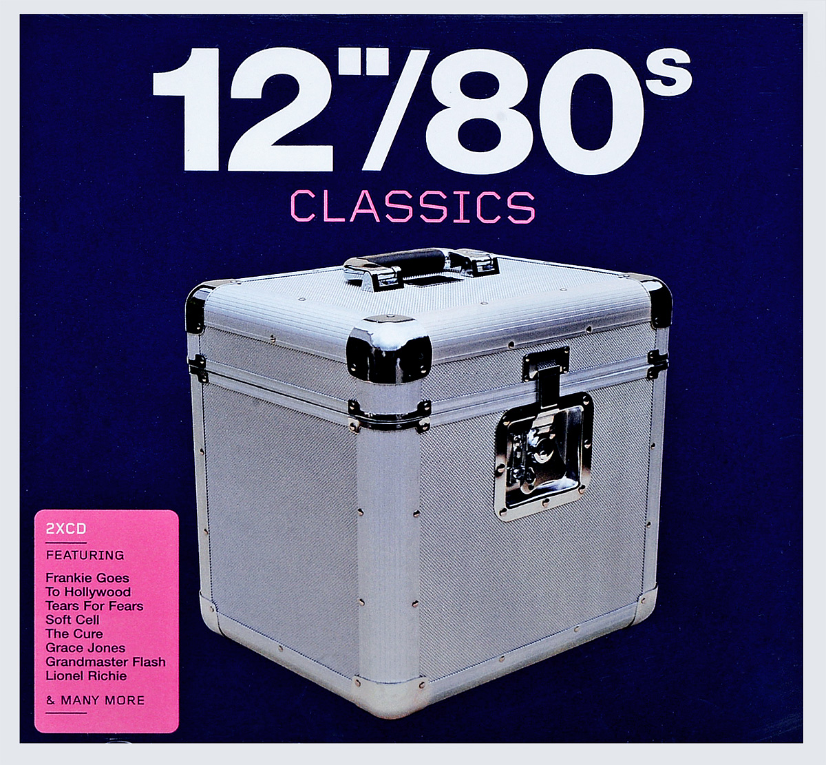 12/80s Classics (2 CD) 80s pop 3 cd