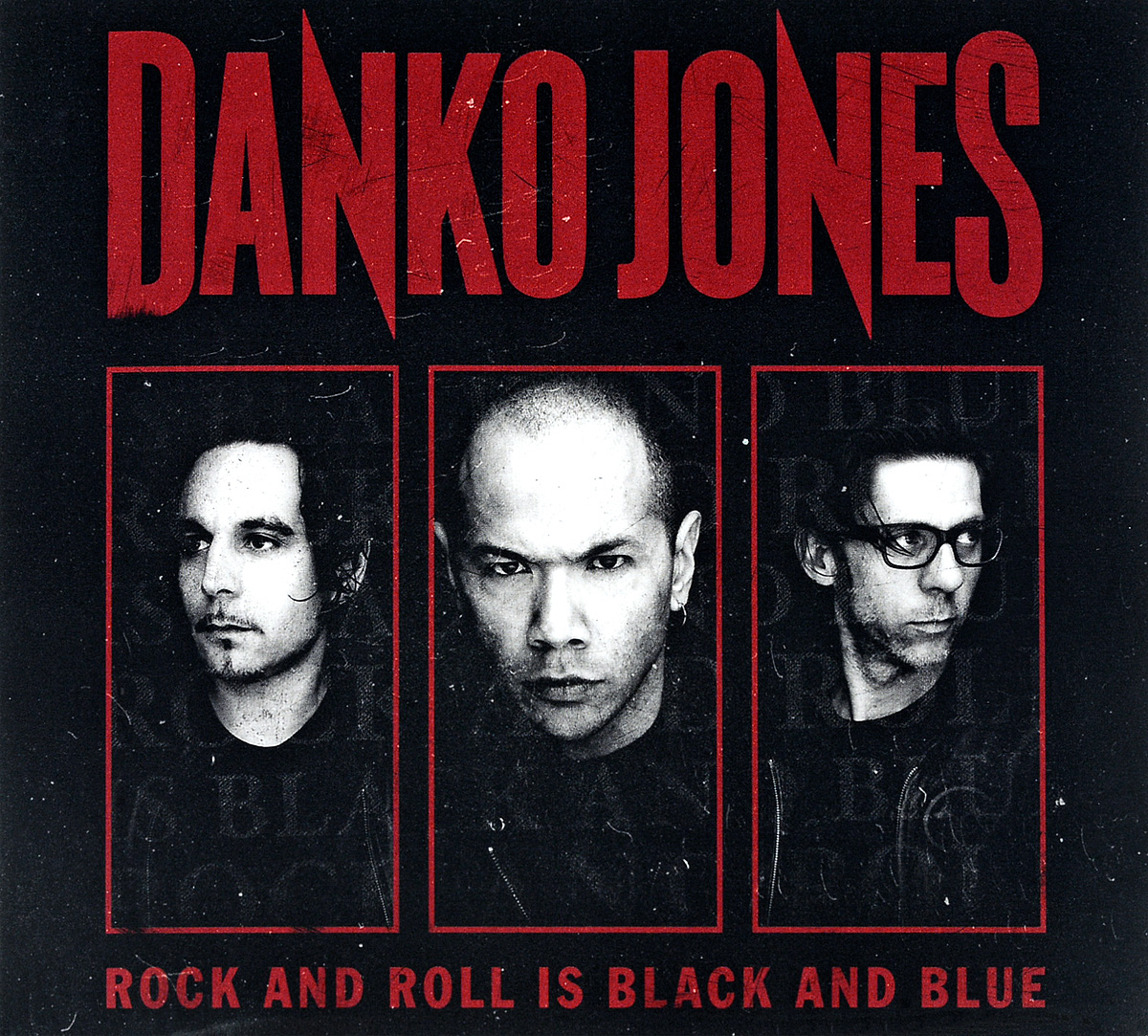 Danko Jones Danko Jones. Rock And Roll Is Black And Blue виниловая пластинка iron maiden piece of mind