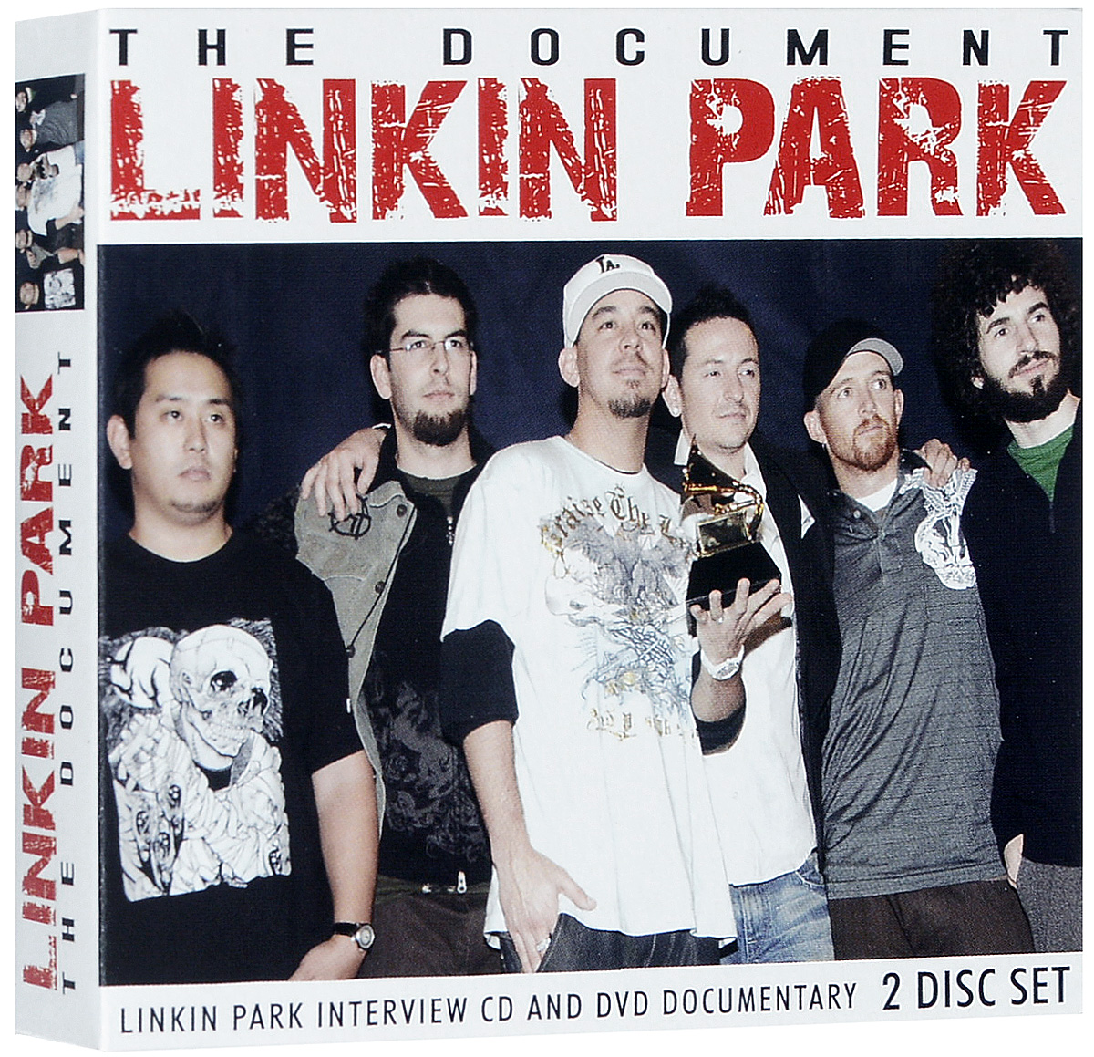 Linkin Park: The Document (DVD + CD) pantera pantera reinventing hell the best of pantera cd dvd