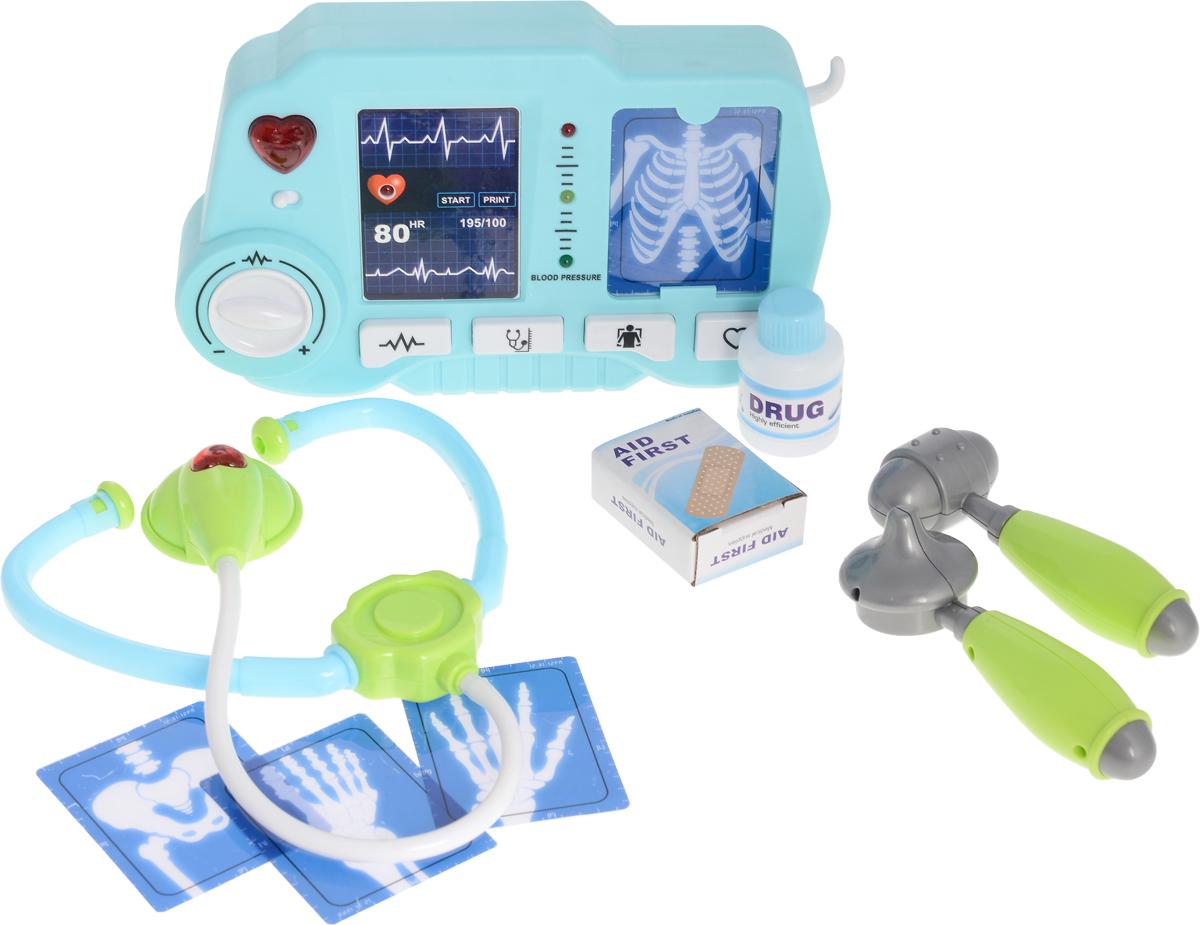Yako Игрушечный набор Доктор yako набор игрушек для ванной акварики 4 шт y20059123