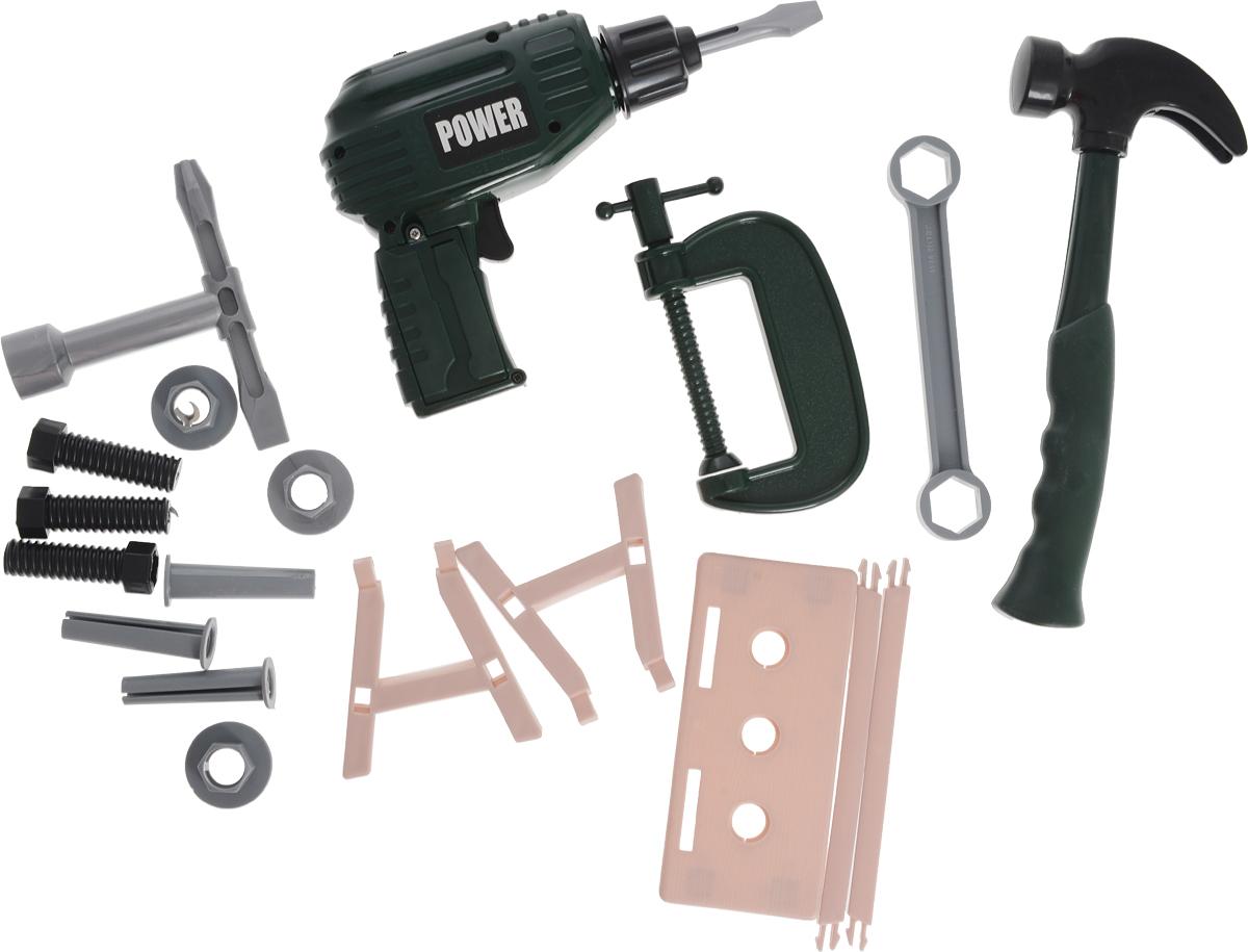 Yako Игровой набор Инструменты Y12481196 yako игровой набор гараж 4 уровня y3941870