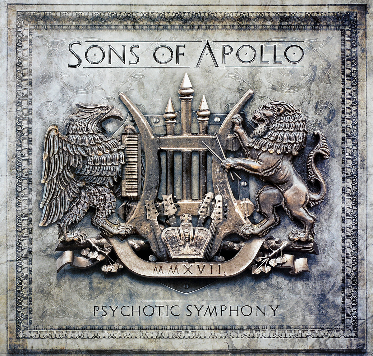 Sons Of Apollo Sons Of Apollo. Psychotic Symphony (2 LP) цены