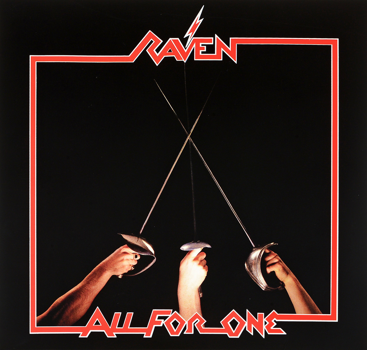 Raven Raven. All For One (2 LP)