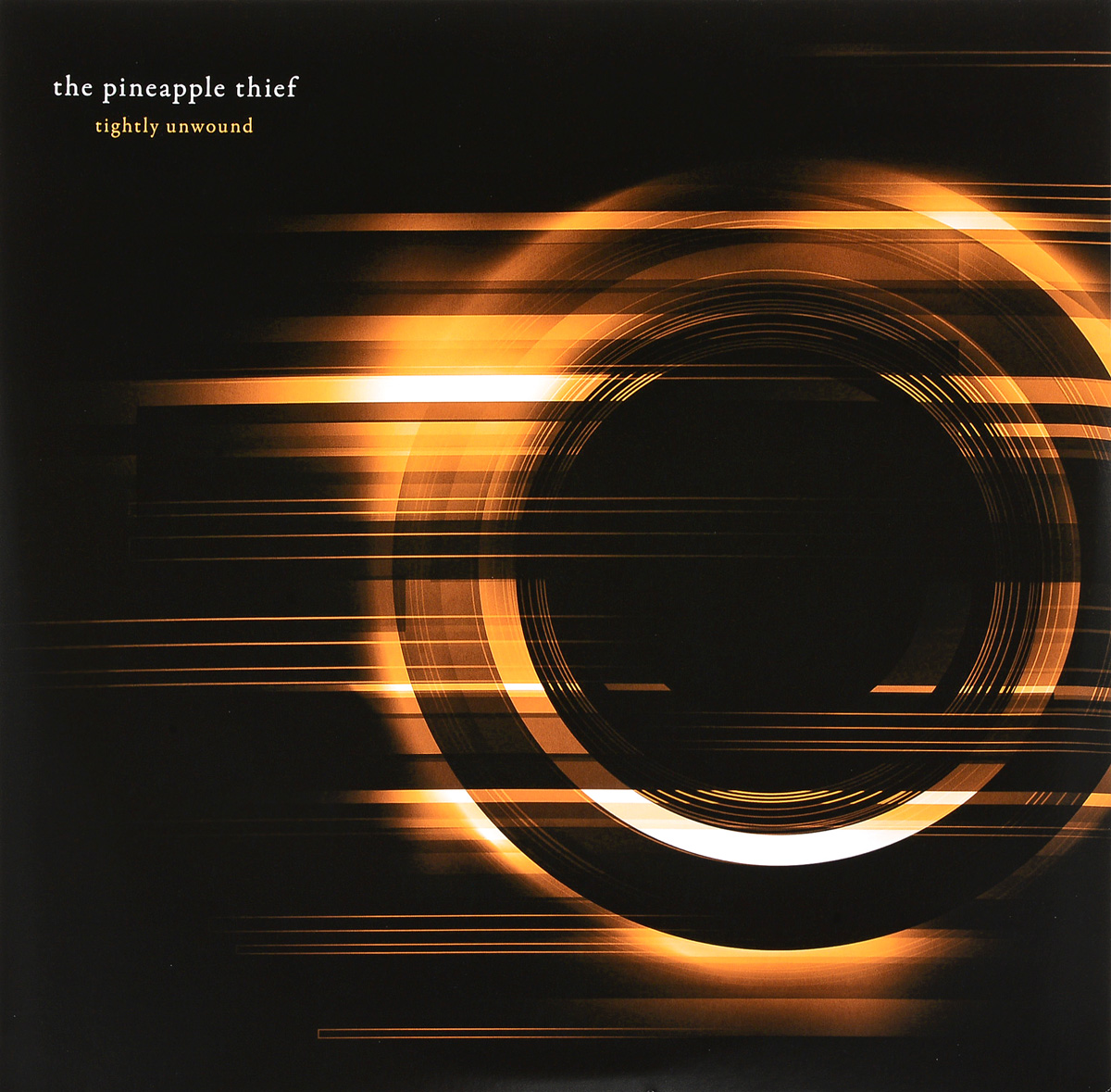 The Pineapple Thief The Pineapple Thief. Tightly Unwound (2 LP) the good thief