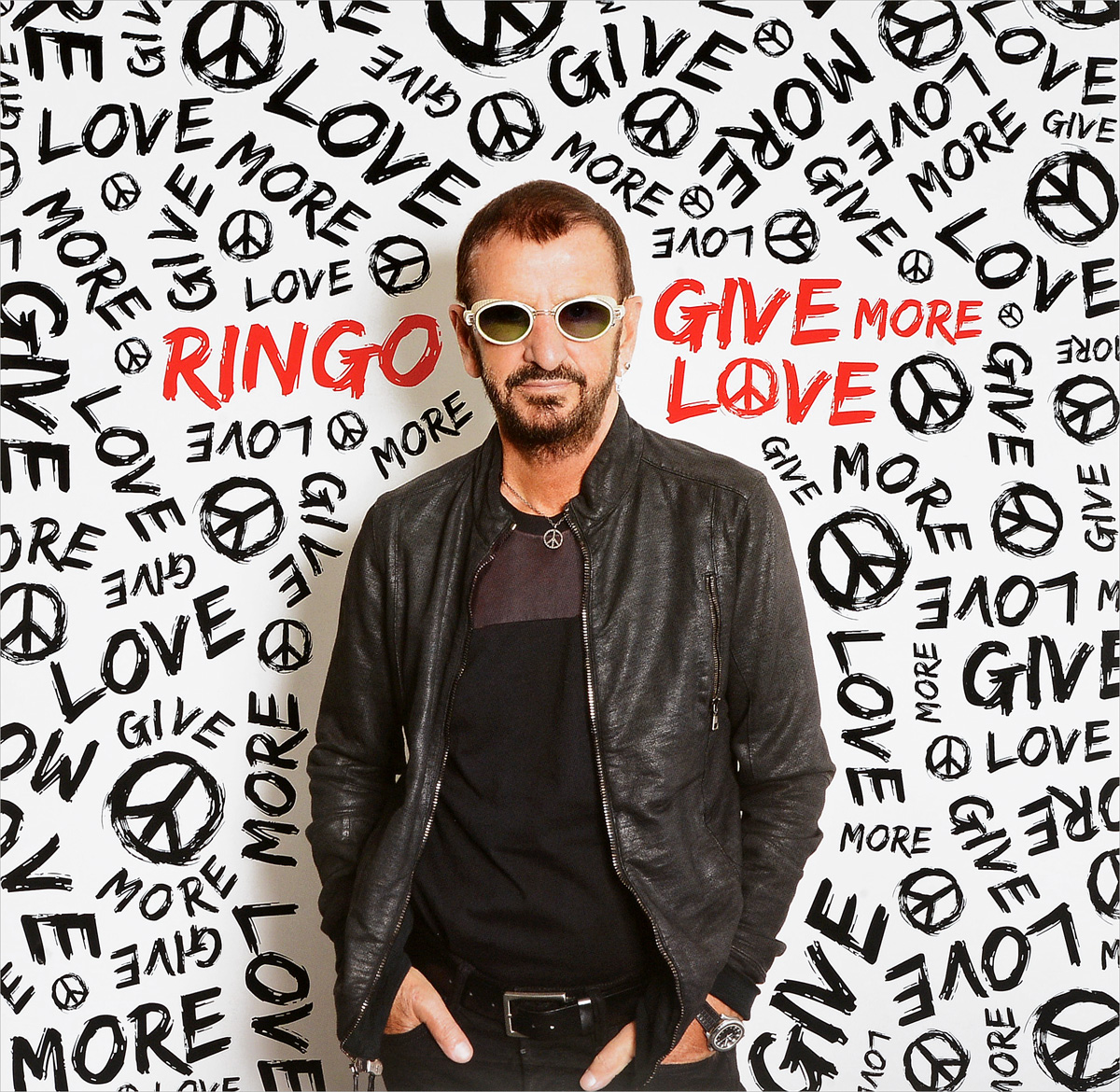 Zakazat.ru Ringo Starr. Give More Love (LP)